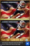 Aaron Hernandez Find Difference screenshot 3/4