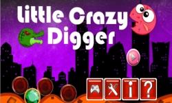 Little Crazy Digger screenshot 1/6