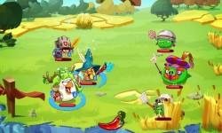 Angry birds epic Premium HD screenshot 4/5