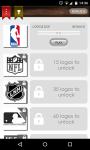 Sport Logo Quizz NBA MBL NHL NFL MLS screenshot 1/1