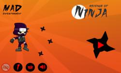Revenge of Ninja screenshot 1/6