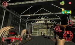 Zombie Sniper exigent screenshot 2/6