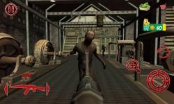 Zombie Sniper exigent screenshot 3/6