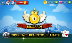 Bida Online - Billiards Pro screenshot 1/5