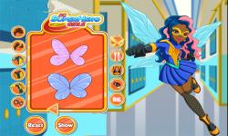 Bumblebee DC Super Hero Girls Dress Up screenshot 2/3