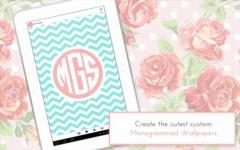 Monogram It Custom Wallpapers active screenshot 1/6
