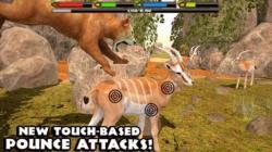 Ultimate Lion Simulator original screenshot 3/6