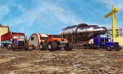 Construction Cargo Truck 3dsim screenshot 3/5