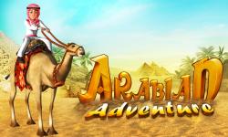 Arabian Adventure screenshot 1/5