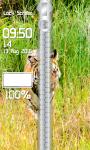 Tiger Zipper Lock Screen screenshot 4/6