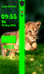 Tiger Zipper Lock Screen screenshot 6/6