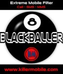 BlackBaller - Anti Mobile Spam Utility screenshot 1/1