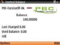 PBC-Eurotariff -UK screenshot 1/1