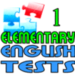 Elementary English Tests screenshot 1/1