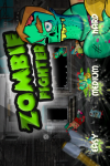 Zombie Fighter Android Lite screenshot 1/5