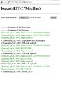 Remote LogCat screenshot 3/4