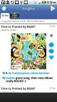 TuneWiki Social Music Player screenshot 3/6