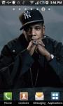 Jay-Z Live Wallpaper screenshot 2/3
