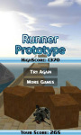 Runner Prototype screenshot 2/3