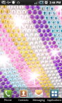 Rhinestones Live Wallpaper screenshot 1/3