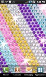 Rhinestones Live Wallpaper screenshot 2/3