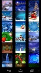Christmas Wallpapers by Nisavac Wallpapers screenshot 1/5