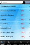 Radio Colombia - Alarm Clock + Recording screenshot 1/1