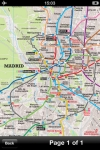 Madrid Maps - Download Metro Maps, City Maps and Tourist Guides. screenshot 1/1
