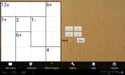 MathDoku Awesome screenshot 1/6