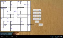 MathDoku Awesome screenshot 3/6