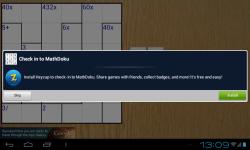 MathDoku Awesome screenshot 6/6