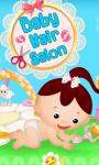 Baby Hair Salon screenshot 1/5