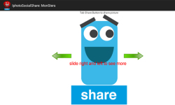 Iphoto Social Share : Monsters screenshot 2/3
