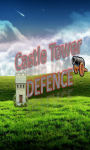 Castle tower defence game free screenshot 1/4
