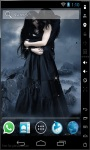 Gothic Love Live Wallpaper screenshot 1/2