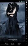 Gothic Love Live Wallpaper screenshot 2/2