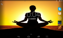 Yoga Live Wallpaper screenshot 1/4
