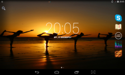 Yoga Live Wallpaper screenshot 4/4