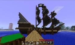 Pirate ship ideas minecraft screenshot 3/3