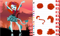 Monster High Lorna McNessie screenshot 1/3
