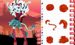 Monster High Lorna McNessie screenshot 2/3