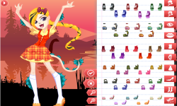 Monster High Lorna McNessie screenshot 3/3