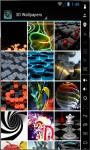 3D HD Wallpapers 2016 screenshot 1/4