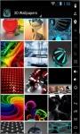 3D HD Wallpapers 2016 screenshot 2/4