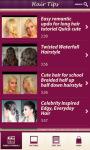 Hairstyle Tips PRO free screenshot 2/6