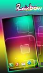 Rainbow Squares Live Wallpaper free screenshot 3/3