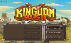 KingdomRush screenshot 1/6