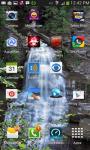 Canyon Waterfalls Live Wallpaper screenshot 1/3