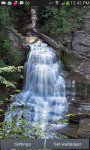 Canyon Waterfalls Live Wallpaper screenshot 3/3