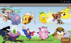 Kids Educational Puzzle screenshot 4/5